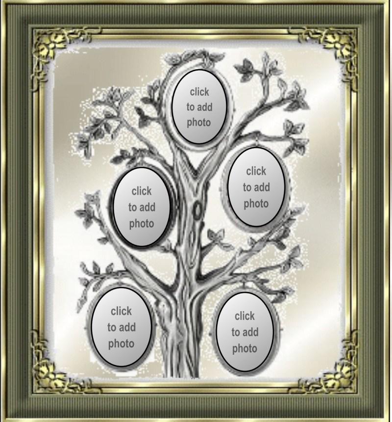 Imikimi Family Tree Frames | Framebob.org