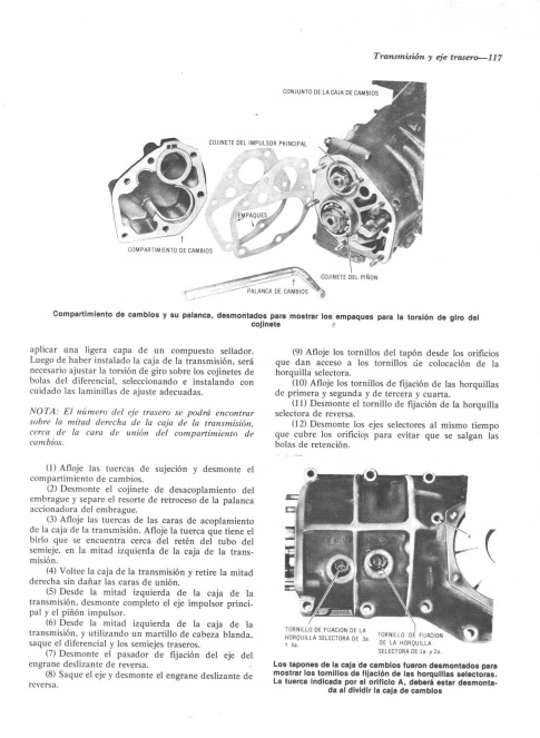 Descargar Manual de taller Volkswagen Escarabajo / Zofti