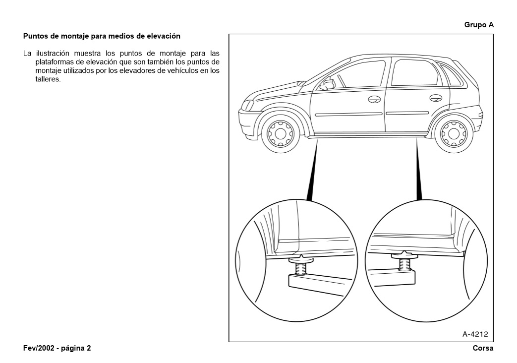 Manual de taller opel corsa swing