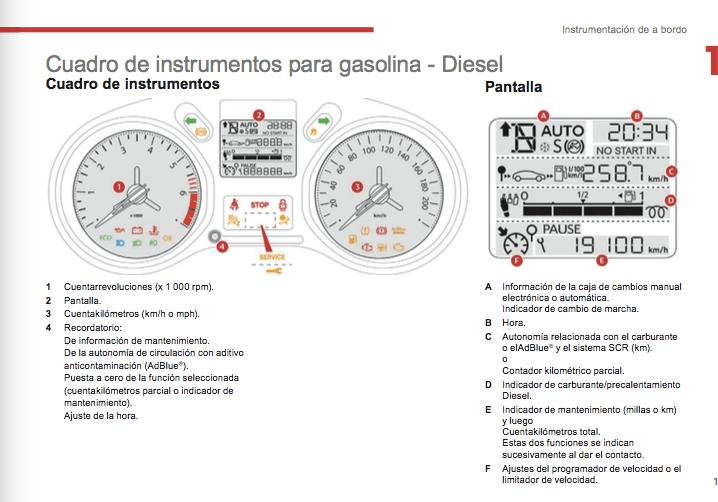 citroen c2 drivers manual