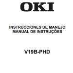 Descargar Manual de instrucciones televisor OKI V19B-PHD