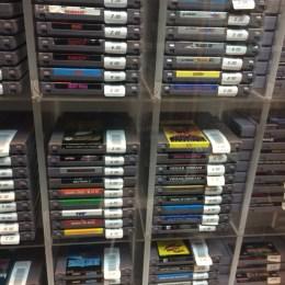 Original games at local store.