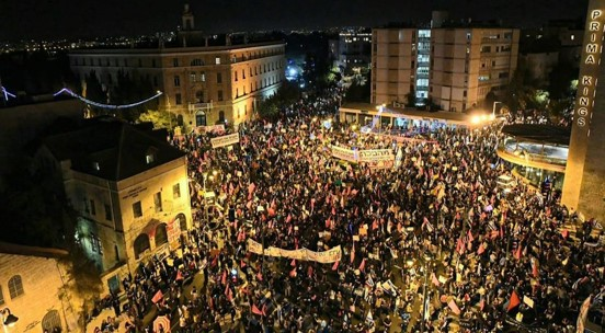 המחאה בבלפור חזרה ובגדול; מתרבות התקיפות הפשיסטיות על מפגינים ופעילים