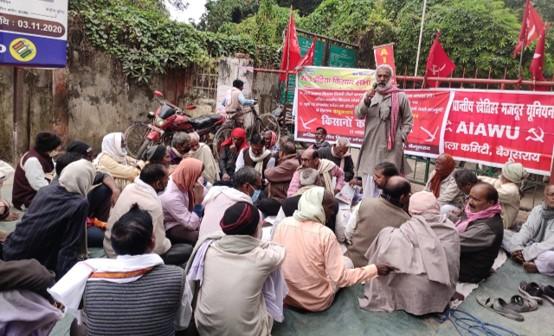 הודו: 250 מיליון עובדים שבתו נגד מדיניות ממשלת הימין; האיכרים הצטרפו
