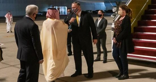 """ח""""כ תומא-סלימאן על הנסיעה הסודית של נתניהו לסעודיה: מנסים להבעיר את השטח"""