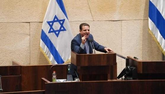"""ברשימה המשותפת מגנים את היעדרות הח""""כים של רע""""מ מההצבעה על פיזור הכנסת"""