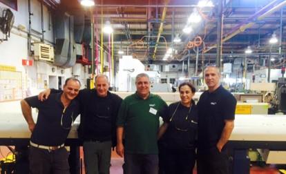סכסוך עבודה הוכרז במפעל מתכת חניתה: מחליפים פועלים ותיקים ברובוטים