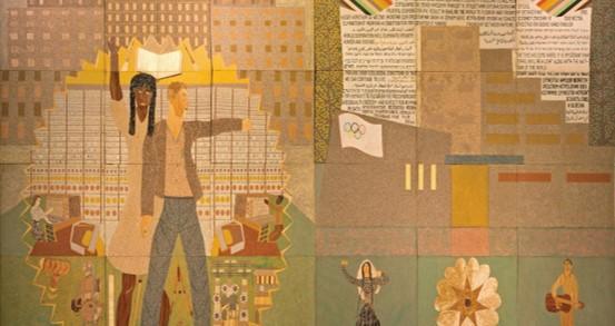 """מפגש מקוון בעקבות התערוכה במוזיאון ת""""א של האמן הקומוניסטי מלך ברגר"""
