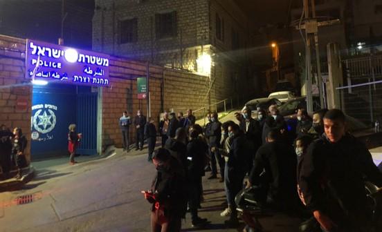 שוחררו 19 מפגינים שנעצרו בעת ביקורו של ראש הממשלה נתניהו בנצרת