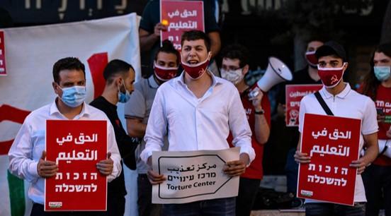 הכיבוש מתנכל לצעירים הפלסטינים: כוחות הביטחון מנסים למנוע פעילות סטודנטיאלית בגדה