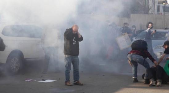 """האגודה לזכויות האזרח דורשת לחקור את אלימות המשטרה בהפגנה בה הותקף ח""""כ כסיף"""