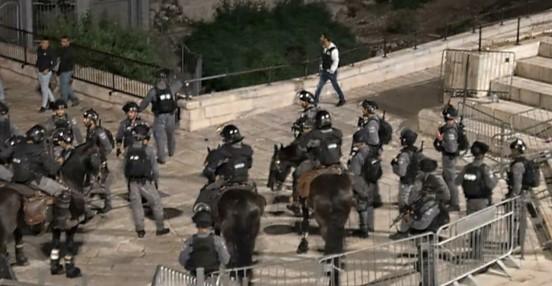 """ח""""כ עודה: הכהניסטים בכנסת וברחוב מלבים אלימות ושנאה ברחבי ירושלים"""