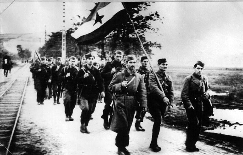 76 שנים לשחרור בירת בוסניה סרייבו על ידי הצבא הפרטיזני העממי של טיטו