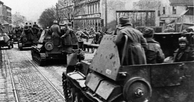 וינה שוחררה! הנאצים הובסו! 13 באפריל 1945 יום שחרור וינה