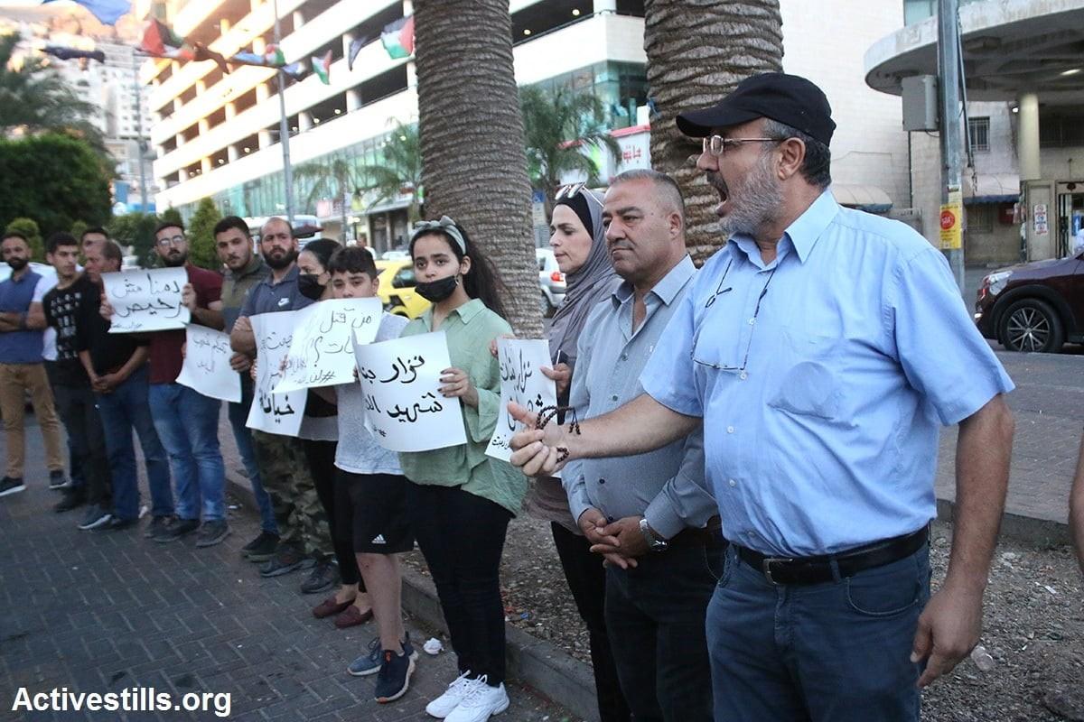 אלפי מפגינים בערי הגדה בעקבות רצח ניזאר בנאת בידי מגנוני הביטחון של הרשות