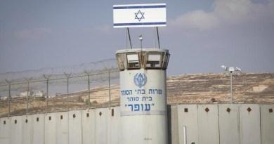 """משרד המשפטים מקדם חוק המאפשר לעצור אזרחים ישראלים במתקן של השב""""כ בגדה"""