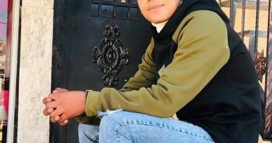 נער פלסטיני נהרג מירי חיילי הכיבוש בעת הפגנה נגד ההתנחלות החדשה אביתר