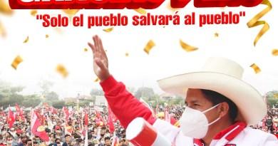 בתום ספירת 99% מהקולות: מועמד השמאל הכריז על ניצחונו בבחירות לנשיאות פרו