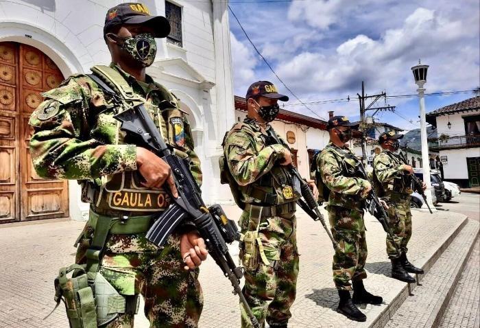 הדיכוי הרצחני של המרד העממי הנמשך זה יותר מחודש בקולומביה: הקשר הישראלי