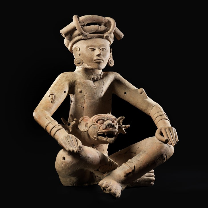תערוכה חדשה במוזיאון ישראל: אלוהי התירס ואדוני הקקאו במרכז אמריקה