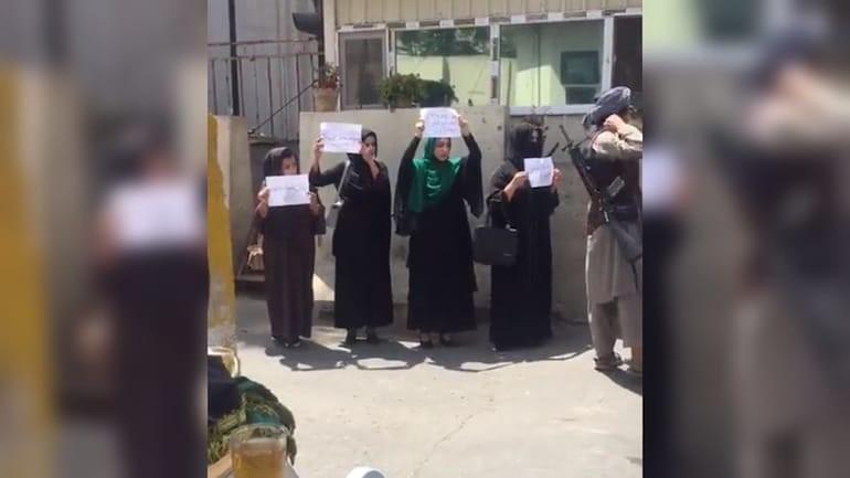 """מק""""י וחד""""ש: עם העם האפגני נגד הכיבוש האמריקאי והטליבאן"""