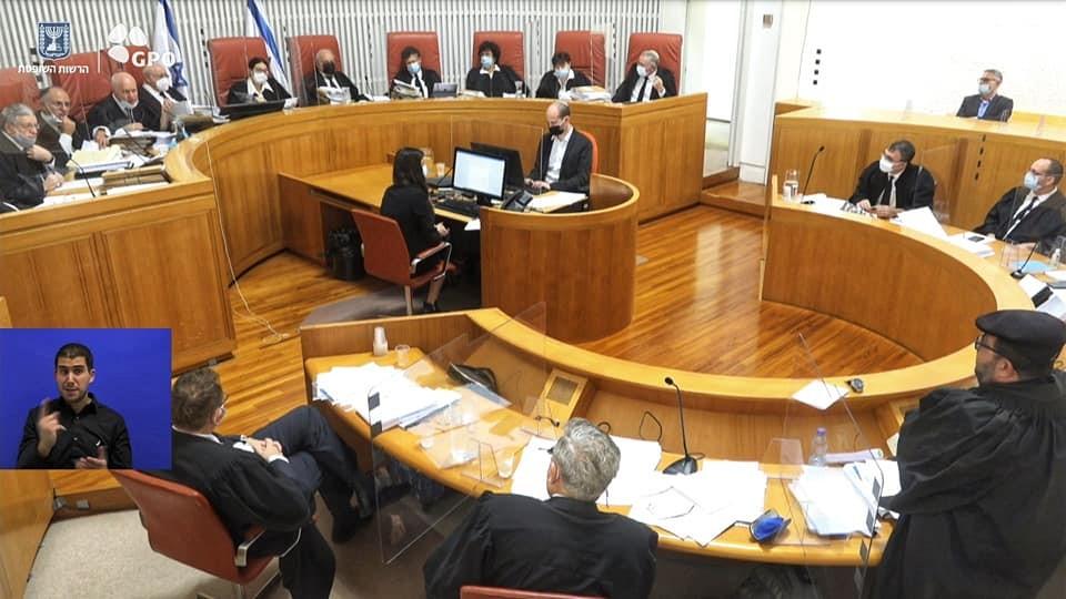"""דו""""ח עדאלה: בג""""ץ גילה חוסר רצון להתערב כדי להגן על זכויות האדם בעת מגפת הקורונה"""