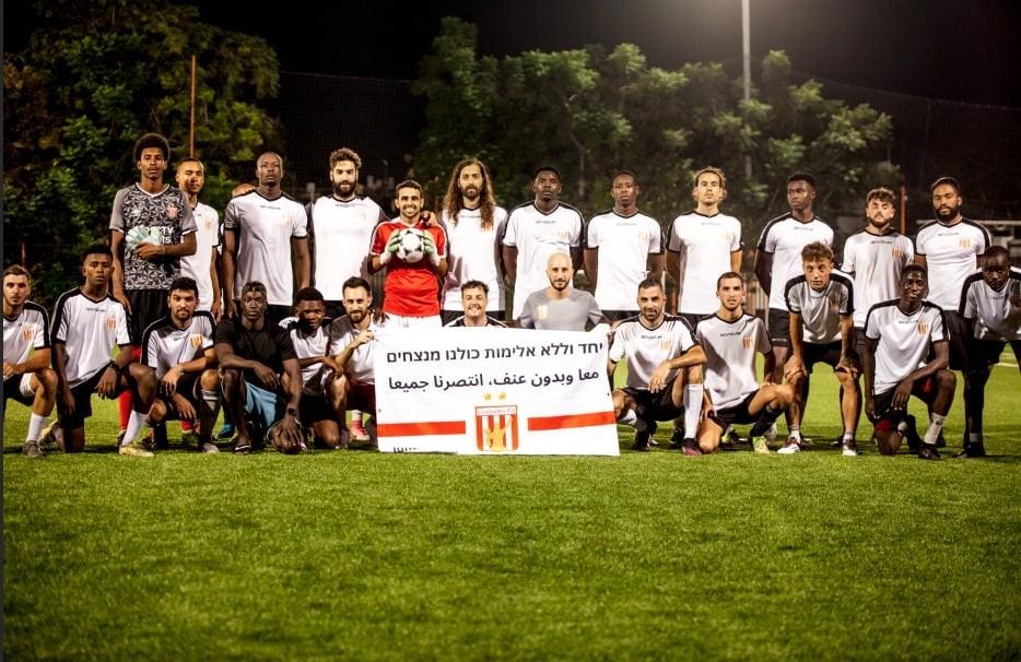 """אסטודיאנטס ת""""א – כדורגל ומעורבות חברתית: העונה החלה במוצ""""ש בניצחון 8:0"""