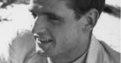 """הנס שול ממקימי הארגון האנטי נאצי """"הורד הלבן"""" בזמן הכיבוש הנאצי של ברלין נולד ב-22 בספטמבר 1918"""