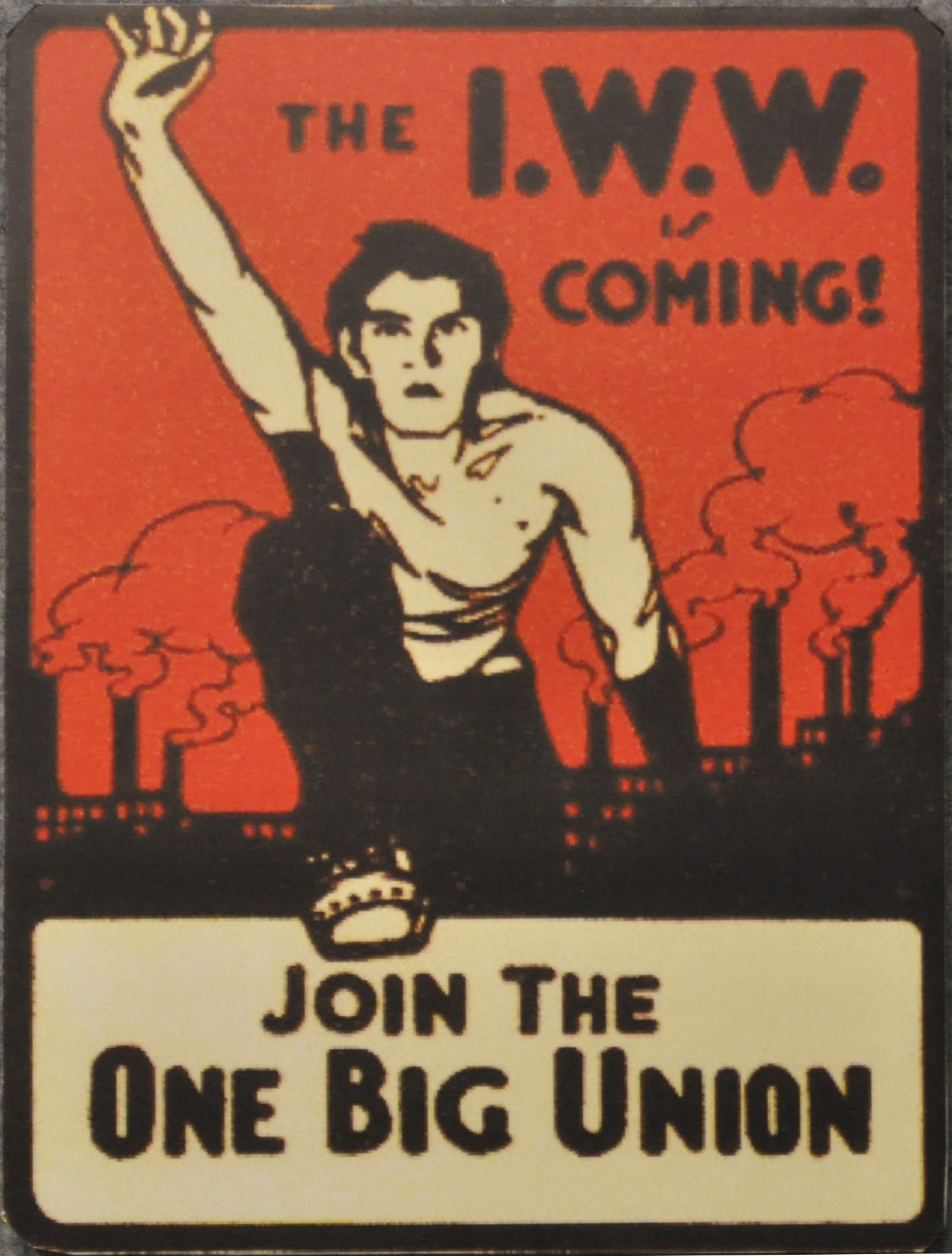 ב-24 בספטמבר 1918 ממשלת קנדה השמרנית קבעה כי חברות בארגון פועלי התעשייה של העולם אינה חוקית