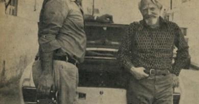 """ב-25 בספטמבר 2014 נפטר בקיבוץ בית אורן בגיל 99 הנס לברכט, עיתונאי, סופר, פעיל שלום וחבר מק""""י"""