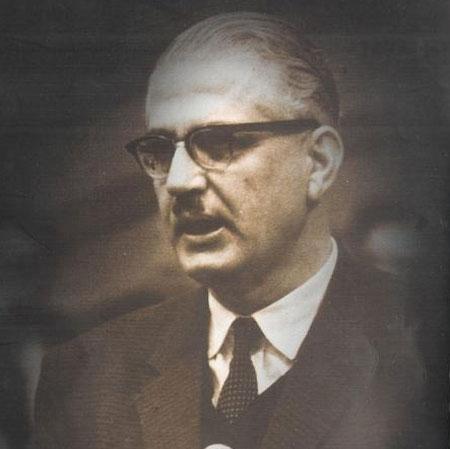 """פואד נאסר מזכ""""ל מפלגת העם הפלסטינית וממייסדי העיתון אל איתיחאד מת ב-30 בספטמבר 1976  בעמאן"""