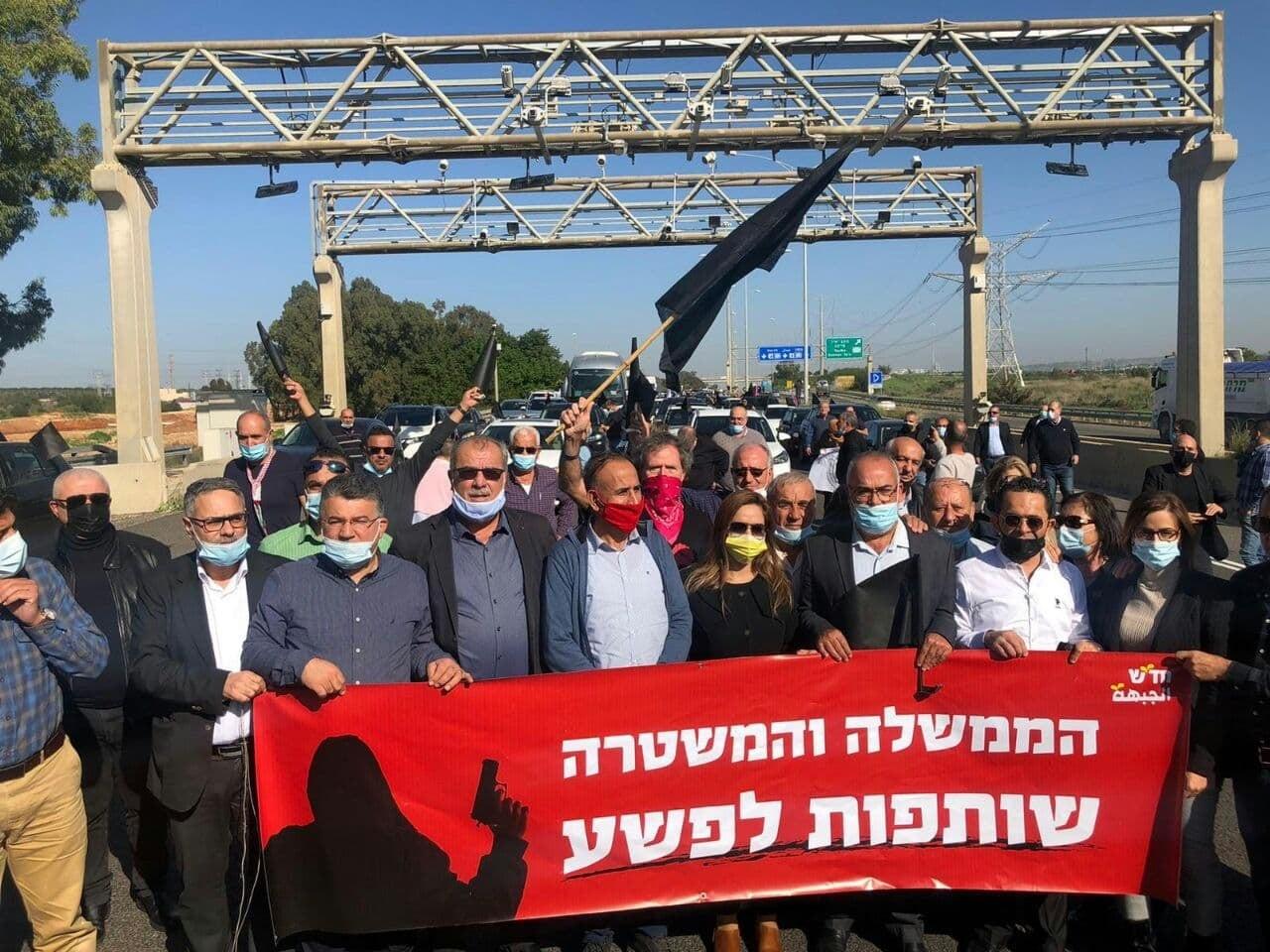 """ח""""כ עודה בעקבות החלטת ממשלת בנט: המשטרה ליהודים והשב""""כ לערבים"""