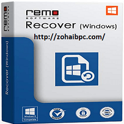 Remo Recover 5.0.0.24 Crack + License Key Free Download