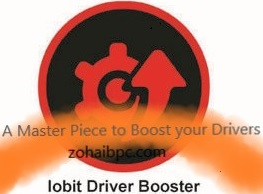 IObit Driver Booster Pro 6.2.0.197 Crack + Serial Key 2019 Free