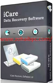 iCare Data Recovery 8.2.0.6 Pro Crack Key Download