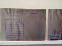 From Emily Jacir's Exhibit