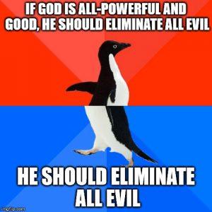 allpowerful evil
