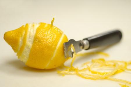 Лимонные корки помогут в работе сердца