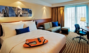 Flexible bedroom options for business & leisure travellers