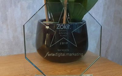 The 3 Award Winners from Zokit EXPO