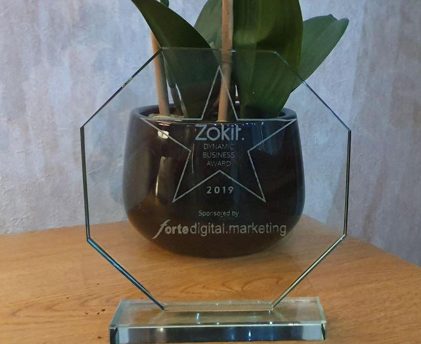 The 3 Award Winners from Zokit EXPO