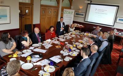 Zokit Launches Pop-up Business Lunch Club Across Vale of Glamorgan