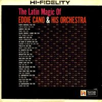 Eddie Cano & His Orchestra - The Latin Magic Of