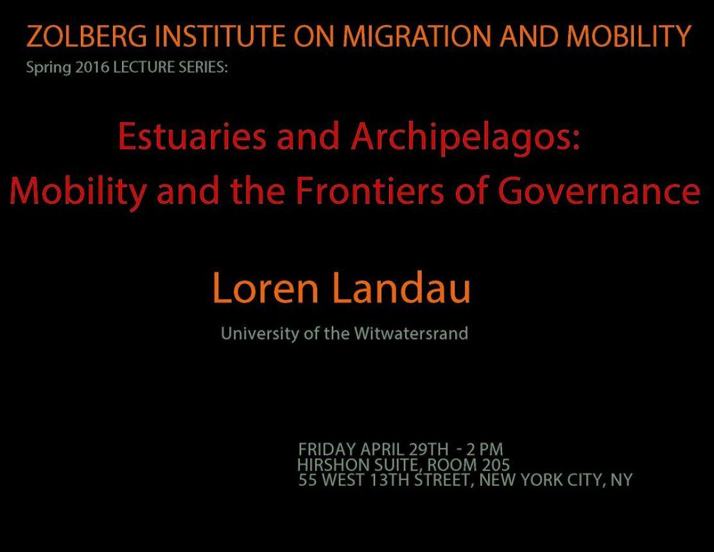 landau poster talk