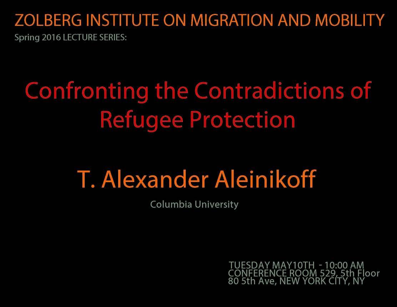 Aleinikoff poster talk