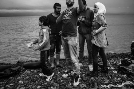 Selfies and the Ethics of the Face: A Case Study in Refugee Self-representation