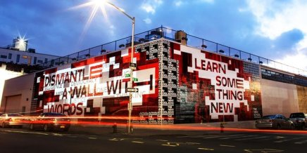 """Dismantle a Wall with Words"""": A conversation between Maya Wiley and Alex Aleinikoff"""