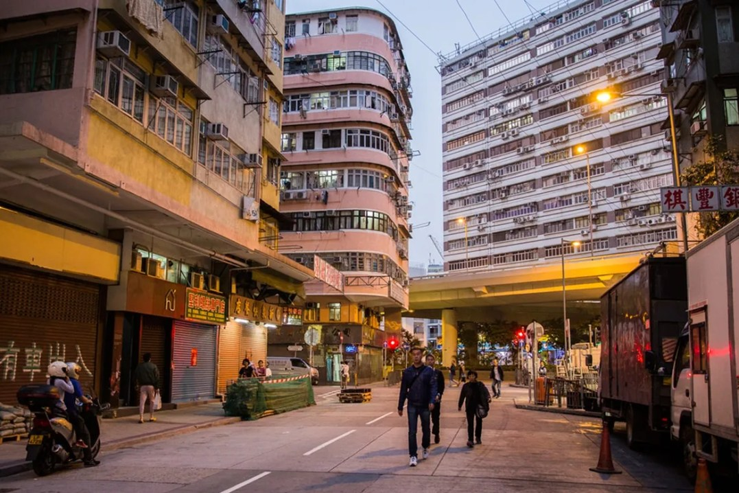 Solving the Mystery of Hong Kong's Foreign Tree Streets - Zolima