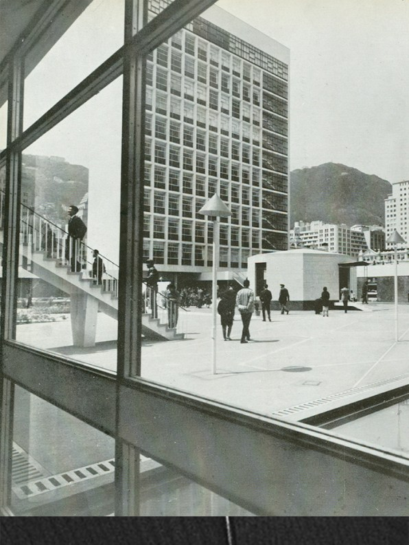 City Hall in the 1960s