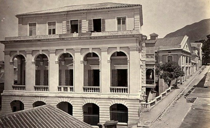 How Hong Kong S Once Thriving Portuguese Community Nearly